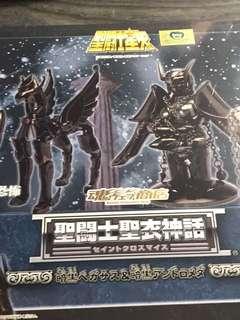 暗黑聖鬥士星矢+瞬