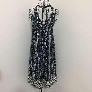 (M) Seafolly beach dress