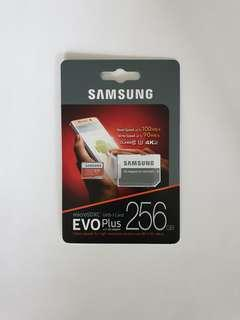Samsung 256GB SD Card