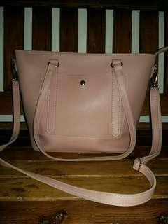 Parisian Peach bag