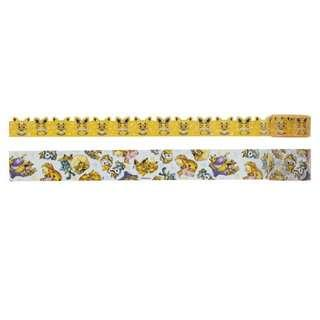[PO] WASHI TAPES SET [FANS OF PIKACHU & EEVEE] - POKEMON CENTER EXCLUSIVE