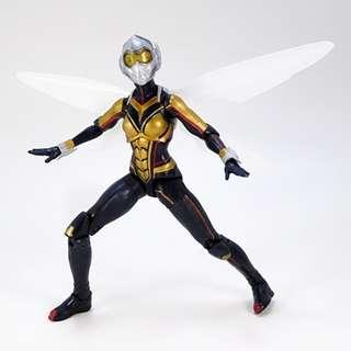 The Wasp Marvel Legends (Box no BAF)