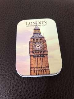 London Travel Attractions 英國🇬🇧倫敦景點咭