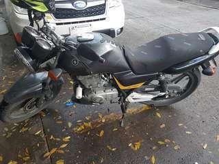 Suzuki thunder 125 2010 model