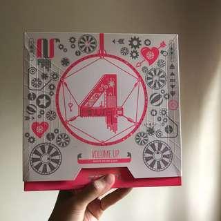 4Minute 3rd Mini Album - Volume UP