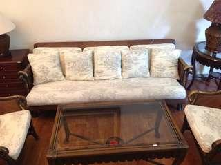 5 Seaters Sofa