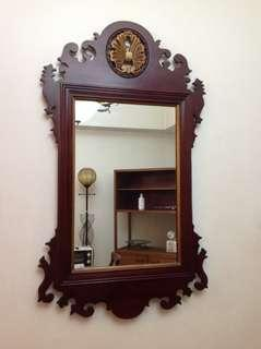 Ornamental Mirror