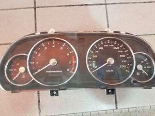 Proton Waja Campro Meter Manual