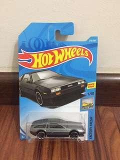 Hot Wheels - DMC Delorean