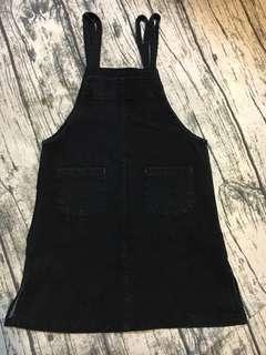 🚚 黑色背心裙