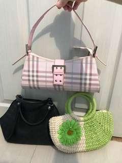 Handbag Collection (take all)