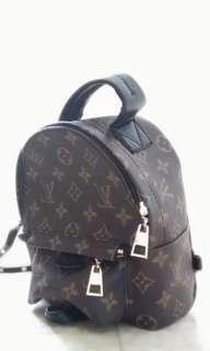 Mini lv slempang/backpack
