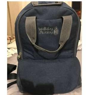 Baby Bag (Wallaby Mommy Baby Backpack)