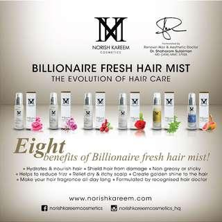Norish Kareem Cosmetic Hairmist/perfume