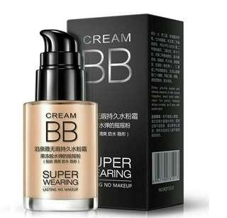 BB Cream Super Wearing Lasting BK