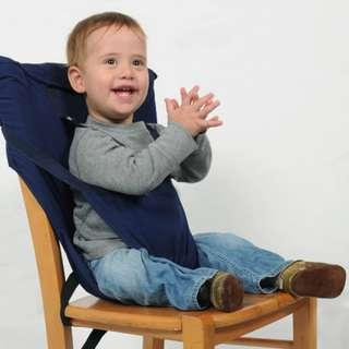 Portable Infant Seat Chair Harness Safety Belt