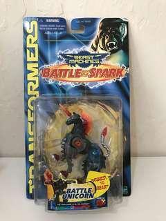 全新 美版 變形金剛 Transformers Beast Wars Machines Battle Unicorn