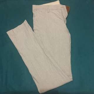 Zara Cotton/Linen Pants