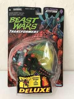 全新 美版 變形金剛 Transformers Beast Wars Jetstorm