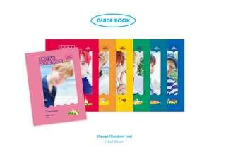[WTB] BTS OFFICIAL SUMMER PACKAGE IN SAIPAN GUIDE BOOK