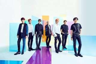 [LOOSE SET] BTS JAPAN LATEST ALBUM