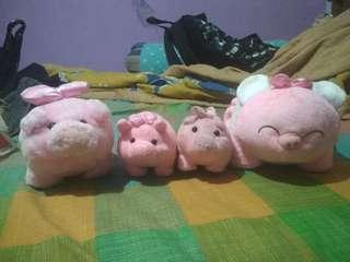Boneka babi pig