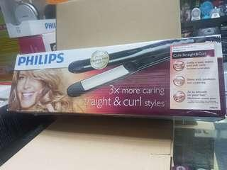 PHILIPS STRAIGHT & CURL STYLES