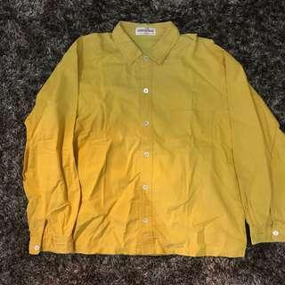 THRIFT - Yellow Shirt