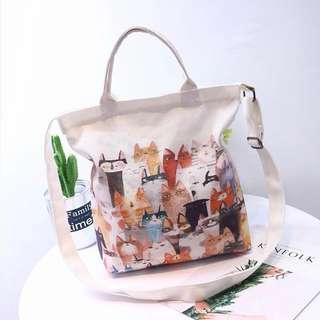 🚚 Canvas Sling Bag [4 Designs]