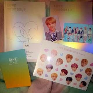 FREE SHIPPING BTS ANSWER L VERSION WITH SPECIAL CARD