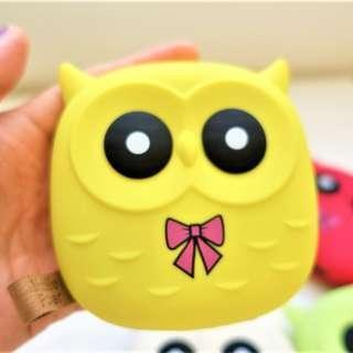 Owl Cute Power Bank 8800 mah free postage