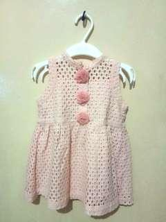Baby Lace Blouse/Dress