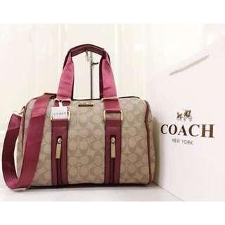 Doctors bag coach