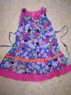 Girls Dress Floral summer dress #midsep50