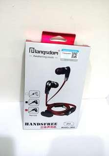🚚 JM02 立體聲耳機 Stereophone Handsfree earphones