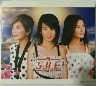 [Music Empire] S.H.E - 《美丽新世界》CD Album