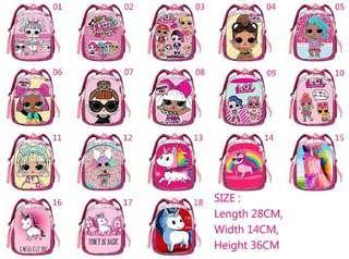 🚚 Pre-order : LOL backpack school bag