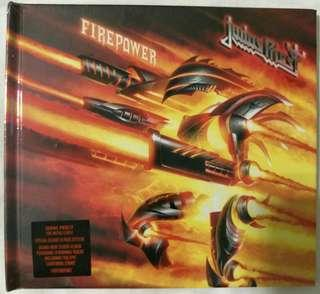 [Music Empire] Judas Priest - Firepower CD Album