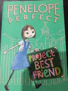 Penelope perfect :project best friend