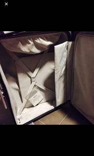Delsey paris belfort 2 luggages 70cm +76cm