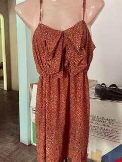 Poetry Haltered Dress
