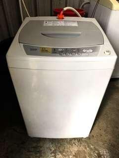 TOSHIBA 6.0kg洗衣機