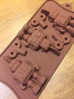 🚚 巧克力,冰棒,軟糖矽膠模