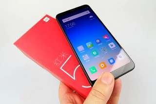Xiaomi Redmi 5 Plus - Black (Global Version)