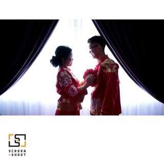 Freelance Videographer & Photographer (Wedding & Events)