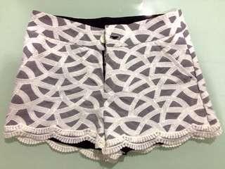 Dress Up short pant