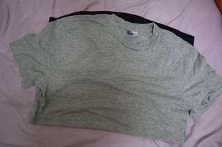 Grey shirt #UNDER90 #3x100