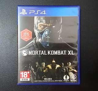 ((中古)) 行版 - PS4 Mortal Kombat XL 加強版 (WB Games PlayStation 4)