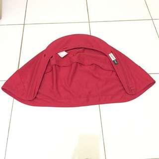 Bugaboo Bee 3 Mothercare - Red Cover Canopy Stroller