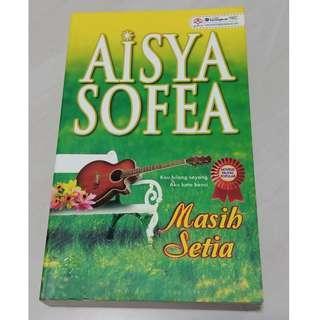 Novel Melayu / Malay Novel : Masih Setia